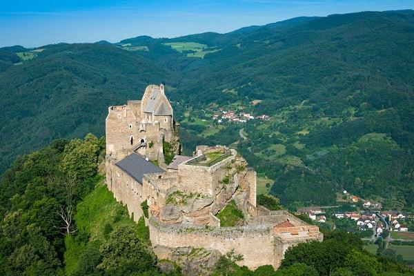 Castillos de Austria - Aggstein