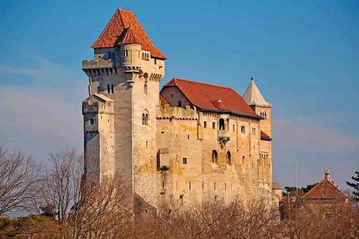 Castillos de Austria. Liechtenstein