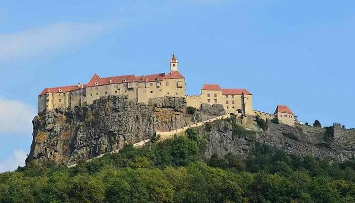 Castillos de Austria.Riegersburg
