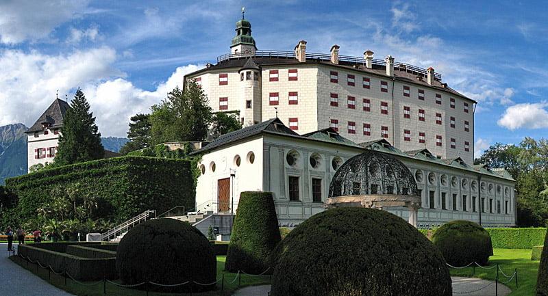 Castillos de Austria - Ambras