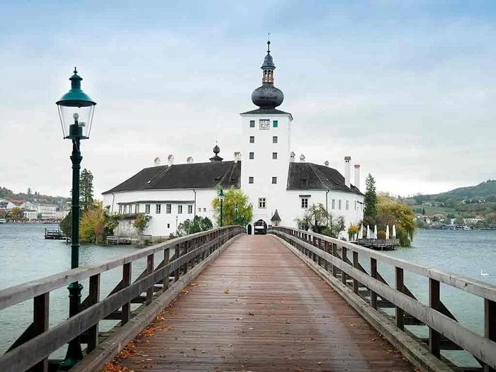 Castillos de Austria. Ort
